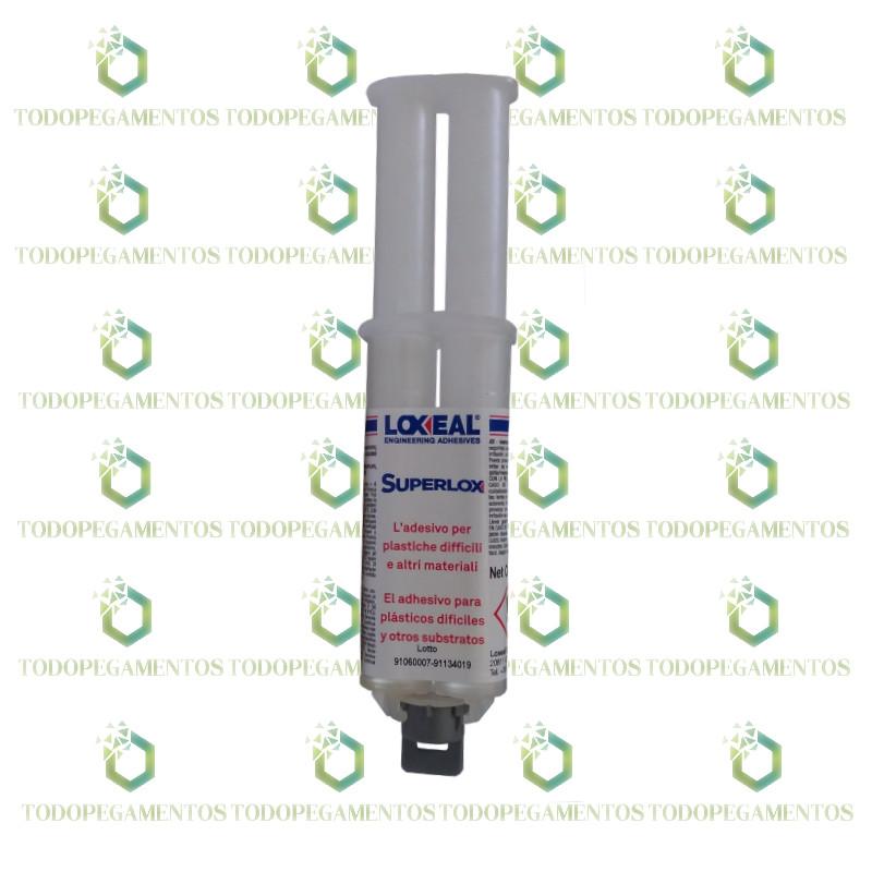 Adhesivo acrilico Superlox LOXEAL