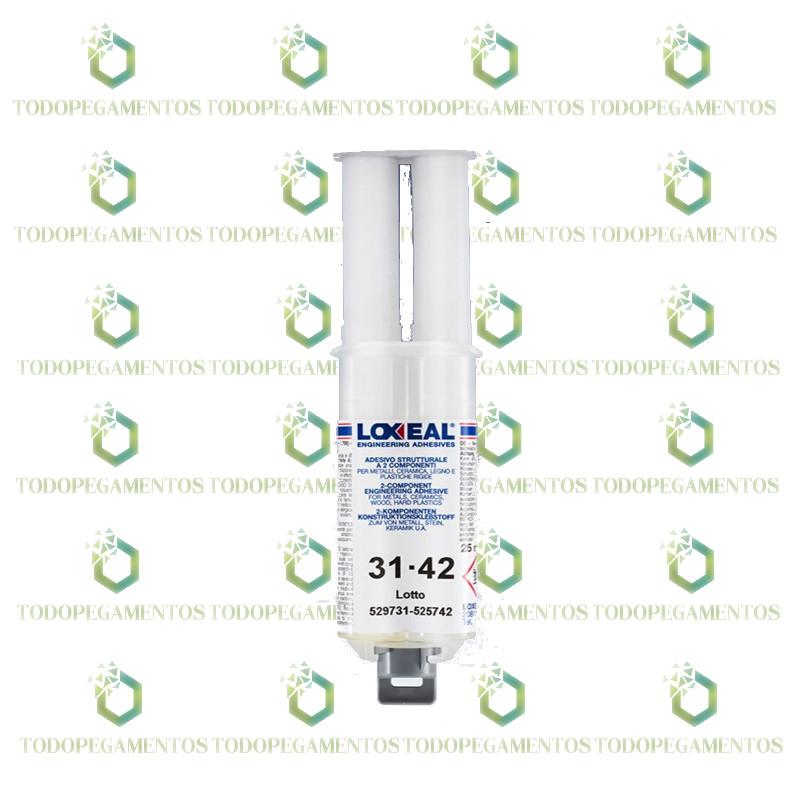 Adhesivo epoxi 31-42 LOXEAL