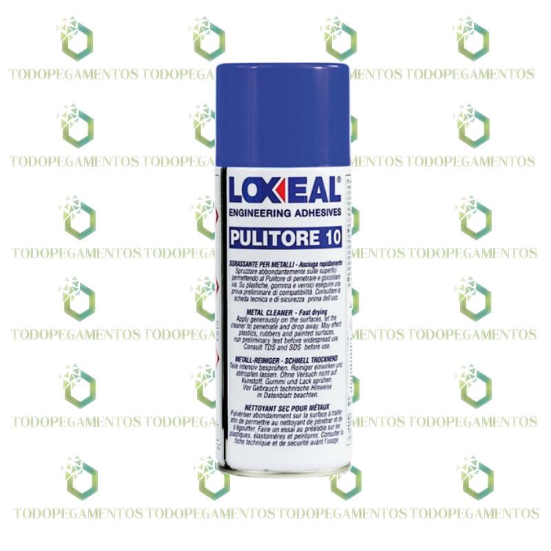 Limpiador 10 LOXEAL