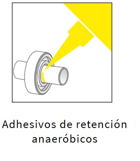 Adhesivos retenedores
